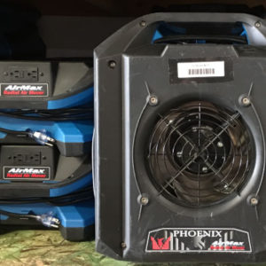 Phoenix Air Max Air Mover | Oregon Restoration Co.