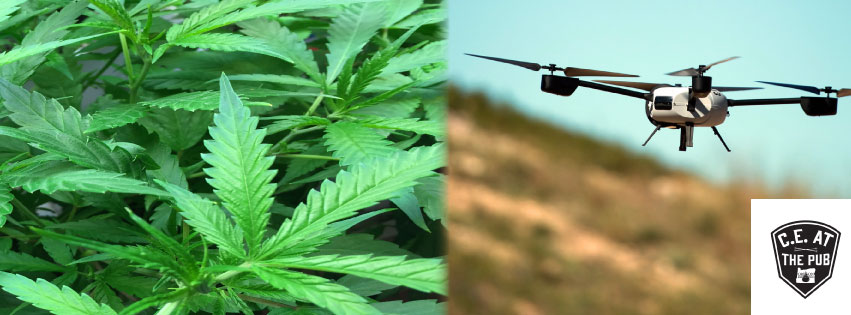Insurance CE Class – Cannabis & Insurance / Drones – 6/28/2018