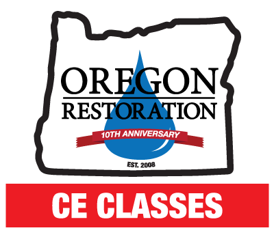 CE Classes_Oregon Restoration_Tigard Oregon