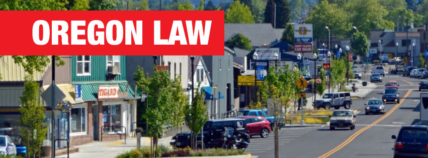Insurance / CE Class – Oregon Law – 4/25/2018