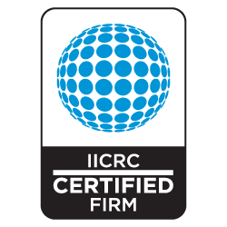 IICRC Logo - Oregon Restoration Certified Firm