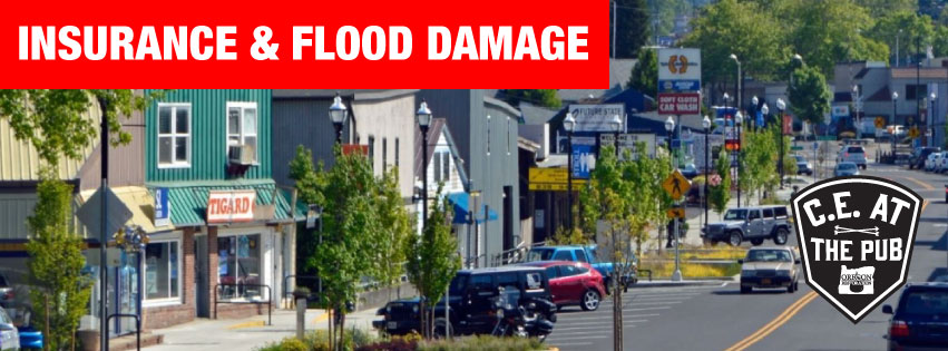 Oregon Restoration Insurance Flood Damage CE Class